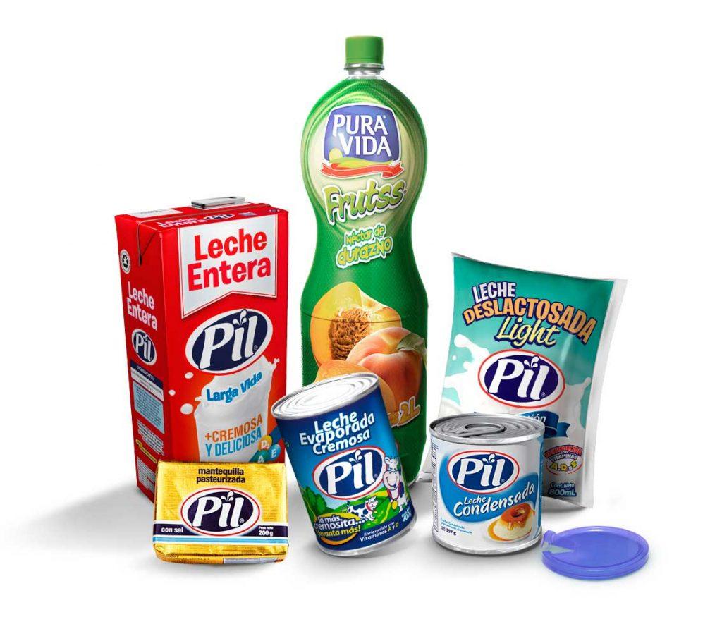 productos pil andina 1024x875 - Estos son los planes de expansión en Bolivia del grupo Gloria