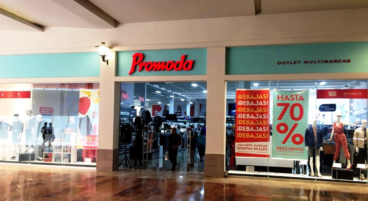 promoda mexico 2 - México: Promoda abrirá la tienda más grande de la cadena