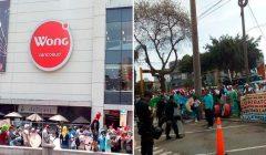 protesta cencosud peru 240x140 - Empleados de Cencosud protestan en Perú