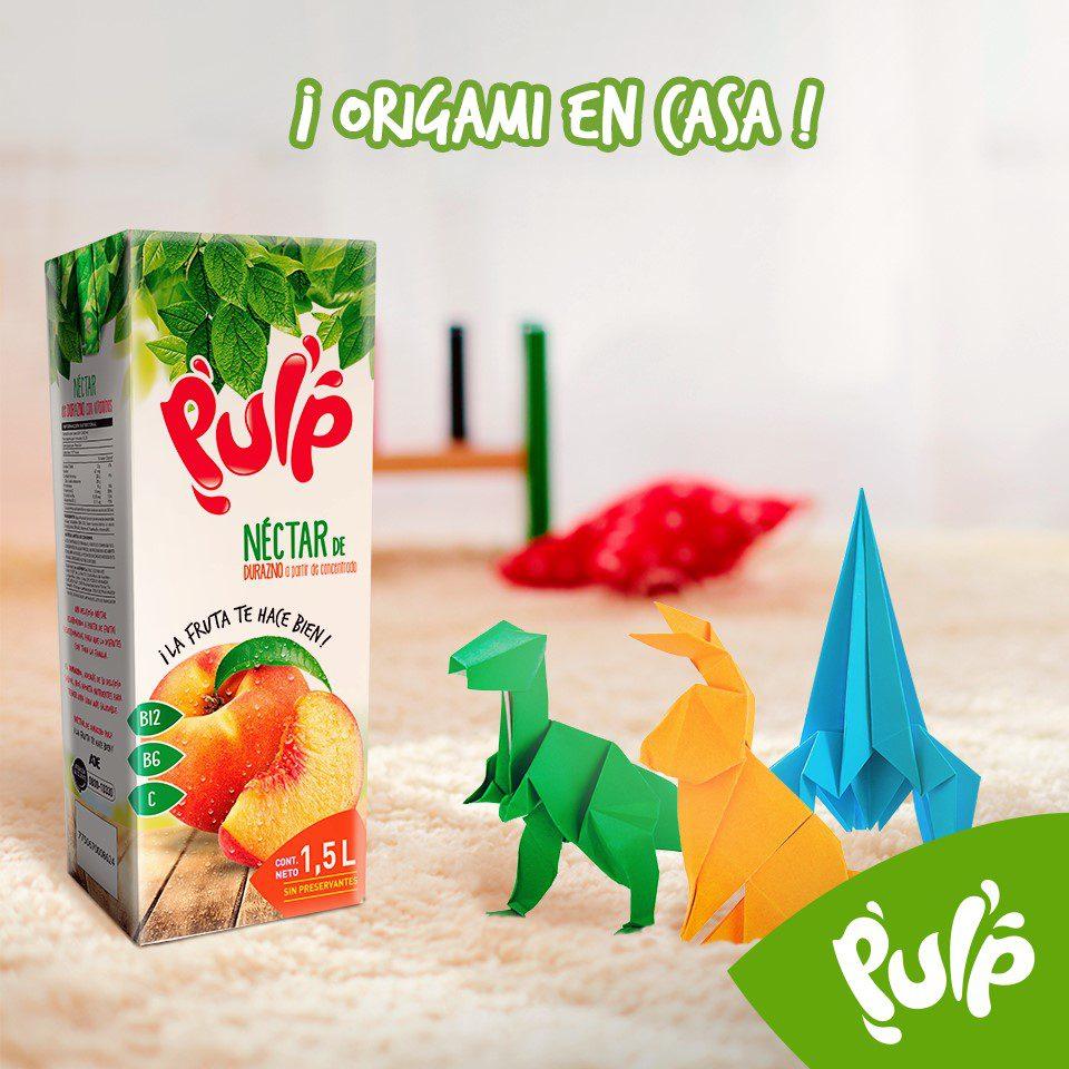 pulp 2 - Perú: Mira aquí el primer envase con realidad aumentada de Tetra Pak