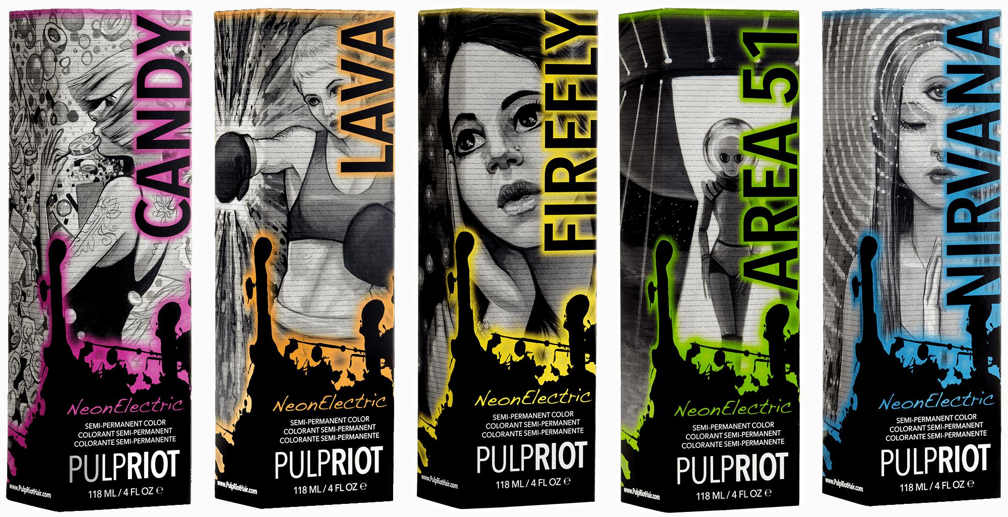 pulp - L'Oréal compra marca de coloración Pulp Riot