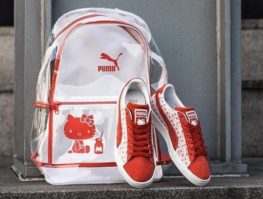 puma kitty - Puma se renueva y lanza colección de Hello Kitty