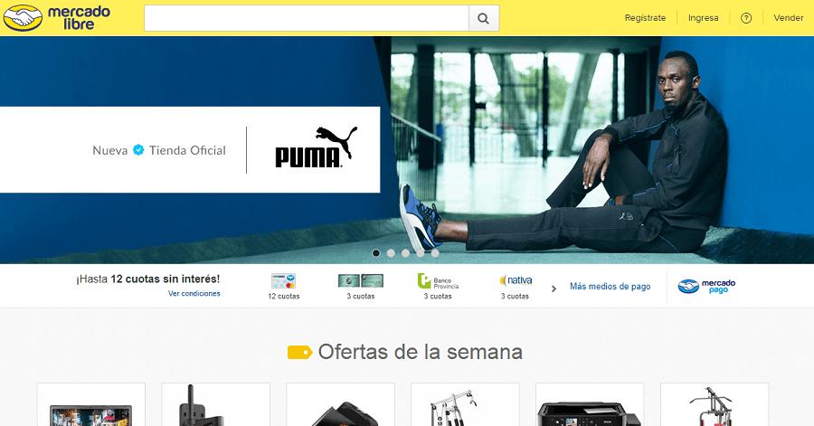 puma mercado libre - Puma abre tienda oficial en Mercado Libre
