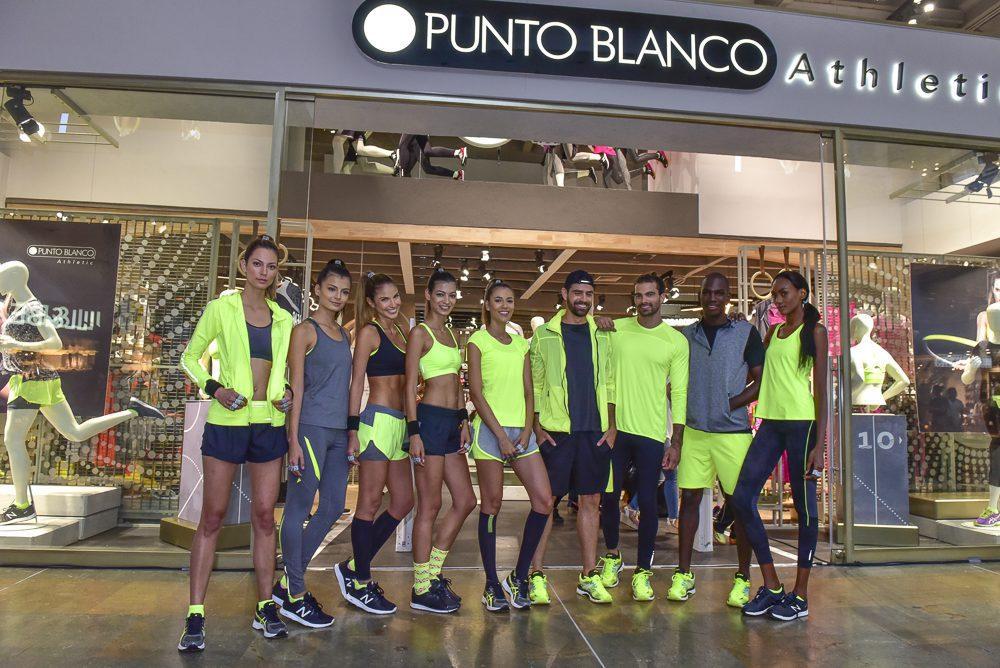 punto blanco athletic 2277 - Punto Blanco Athletic abrirá cinco nuevas tiendas en malls de Colombia