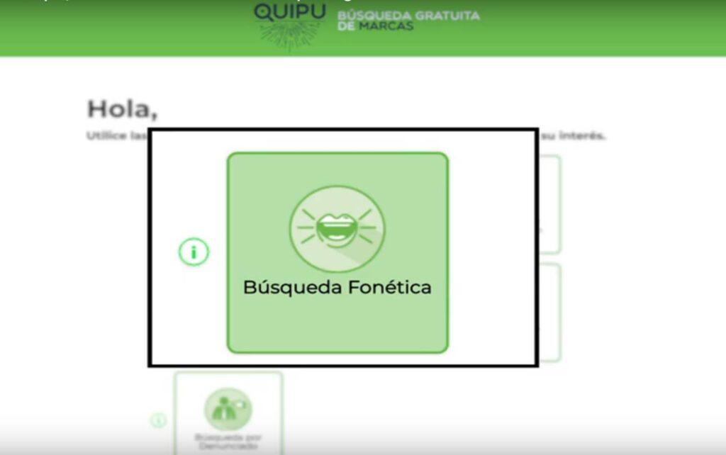 "quipu búsqueda perú retail 1024x642 - Indecopi lanza ""Quipu"", el portal gratuito de búsquedas de marcas"