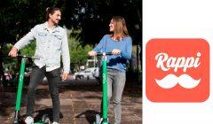 rappi green 240x140 - Rappi y Grin se unen para alquilar scooters eléctricos en Perú