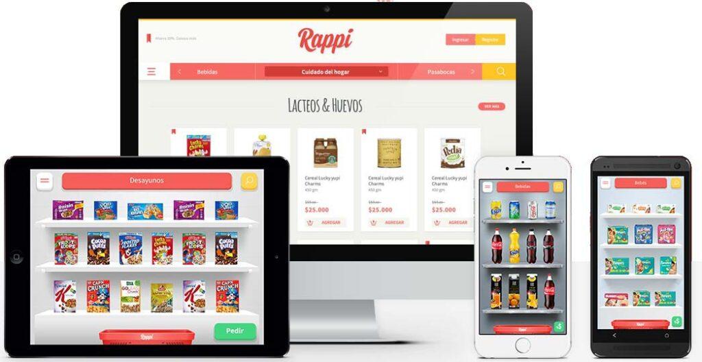 rappi 2 1024x528 - Rappi ya está disponible en Arequipa y en unos días operará en Piura