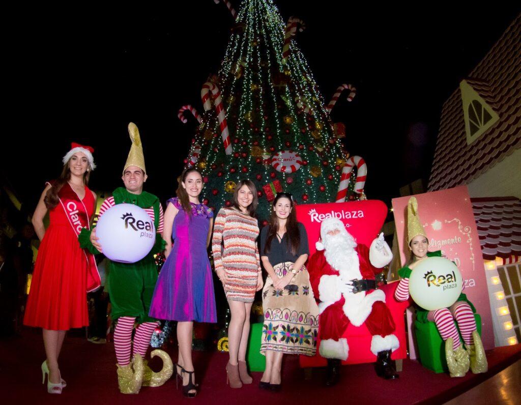 real plaza arbol navidad perú retail 2 1024x797 - Real Plaza: Estas son todas las actividades por el encendido de árbol de Navidad