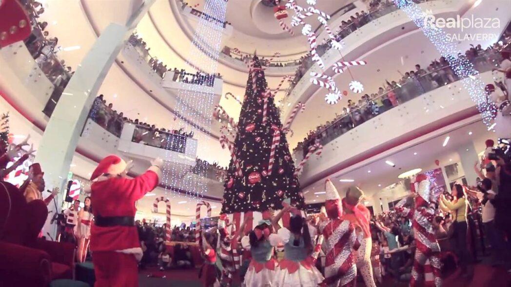 real plaza arbol navidad perú retail 3 - Real Plaza: Estas son todas las actividades por el encendido de árbol de Navidad