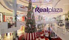 real plaza navidad 2