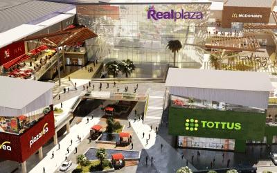 real plaza peru retail 141 - Real Plaza Puruchuco iniciaría su construcción a finales de marzo