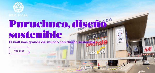 real plaza puruchuco