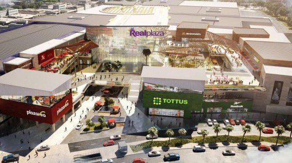 """real plaza - Intercorp Retail: """"De cara al futuro, Mass será un formato de mucho potencial"""""""