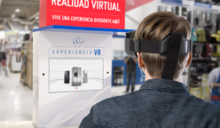 realidad virtual sodimac 248x144 - Perú: ¿Cómo Sodimac y Maestro apuestan por la innovación tecnológica en sus tiendas?