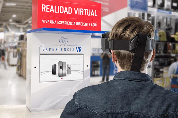 realidad virtual sodimac - Perú: ¿Cómo Sodimac y Maestro apuestan por la innovación tecnológica en sus tiendas?