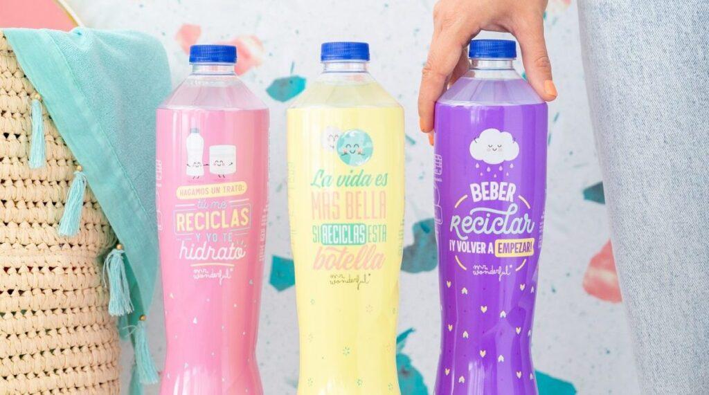 reciclaje Nestlé Perú Retail 1024x571 - Nestlé lanza su nueva botella de agua fabricada con plástico PET reciclado