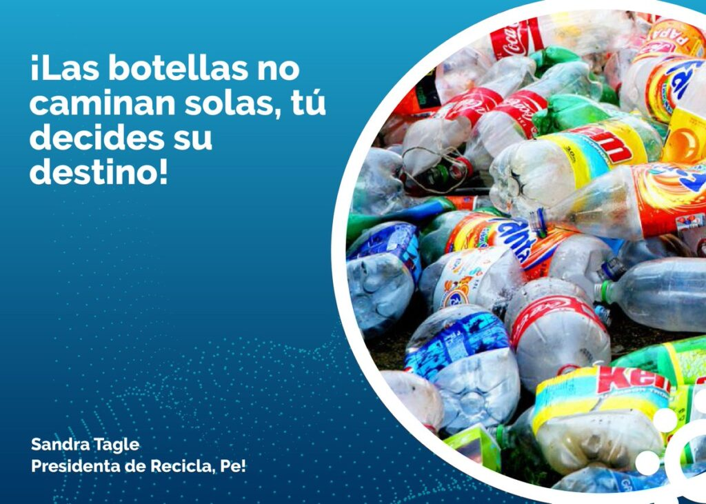 reciclape 1024x731 - Recicla,Pe!, la ONG que trabaja con retailers para incentivar el reciclaje de plásticos