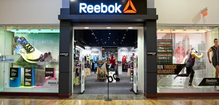 reebok tienda exterior 728 - Adidas invertirá 30 millones de euros en la reestructuración de Reebok
