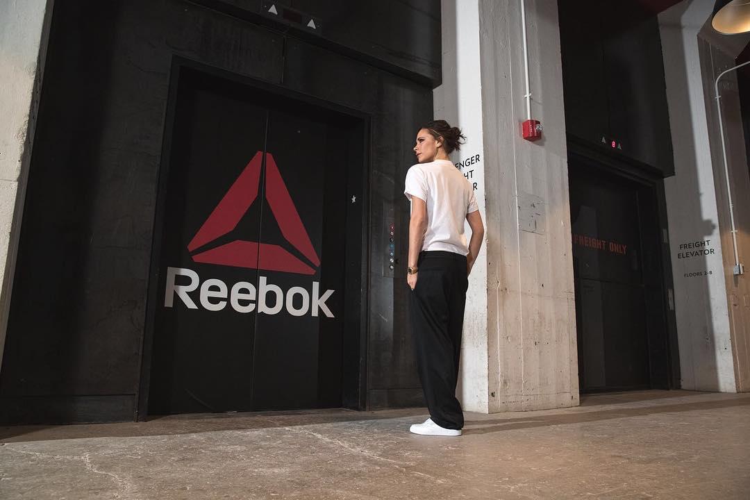 reebok y victoria beckham - Victoria Beckham y Reebok se unen para lanzar nueva colección