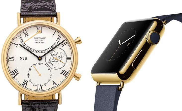 relojes - La evolución del mercado de relojes frente a los smartwatch