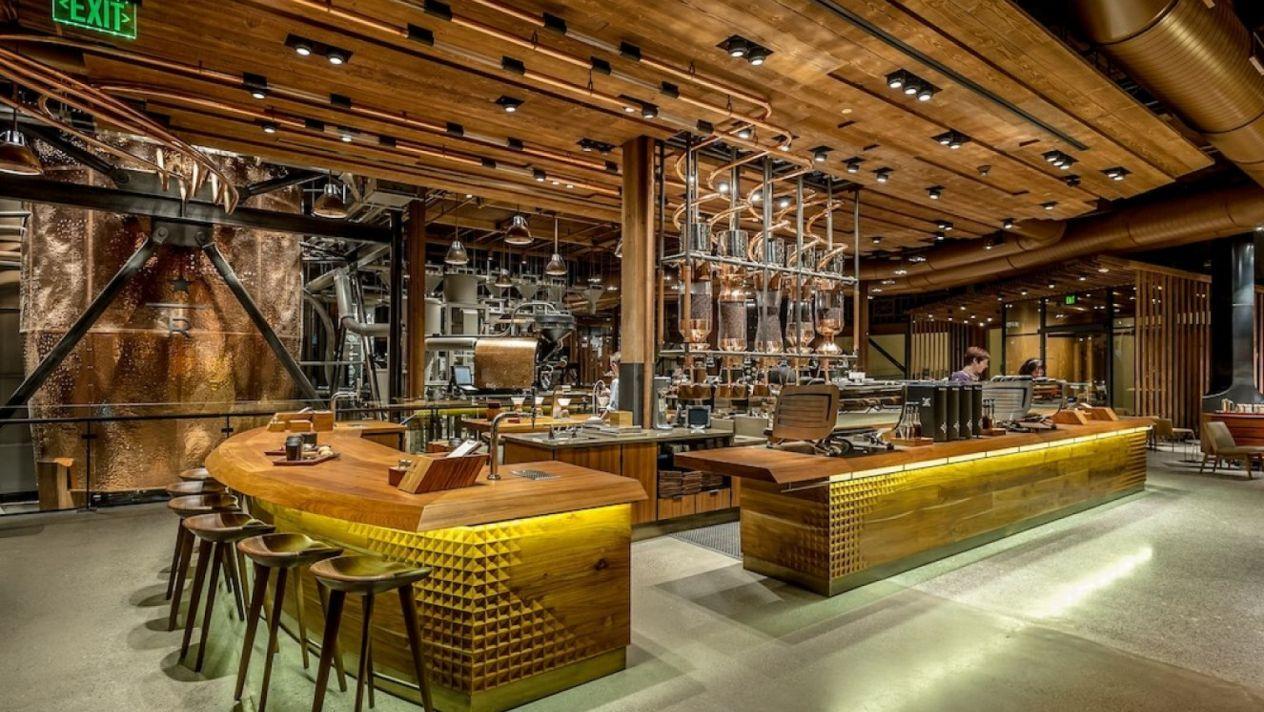 reserve bar mexico - Starbucks abre su primer Reserve Bar en México