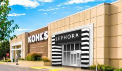 retail Sephora at Kohls - Exterior