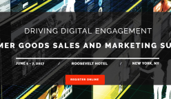 retail evento 2 248x144 - Consumer Goods Sales and Marketing Summit 2017