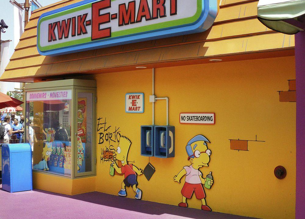 retail kwikemart2 - Estados Unidos: La tienda de Los Simpson llega al retail físico