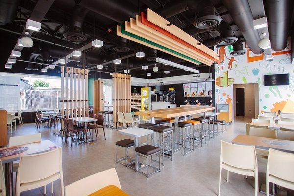 retaurante - El reto de los fast food frente a la experiencia del cliente