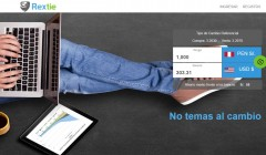 rextie web 240x140 - Conozca Rextie, la nueva casa de cambio digital peruana