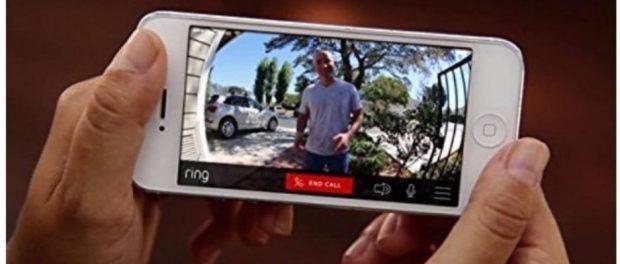 ring 1 - Amazon compró startup de timbres inteligentes por $1.000 millones de dólares
