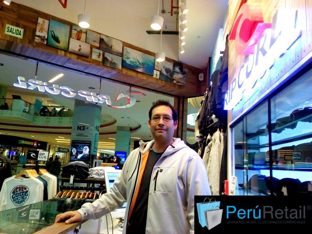 rip curl 2018 2 peru retail 1024x768 - Perú: Rip Curl avanza y abre nueva tienda en el Mall del Sur