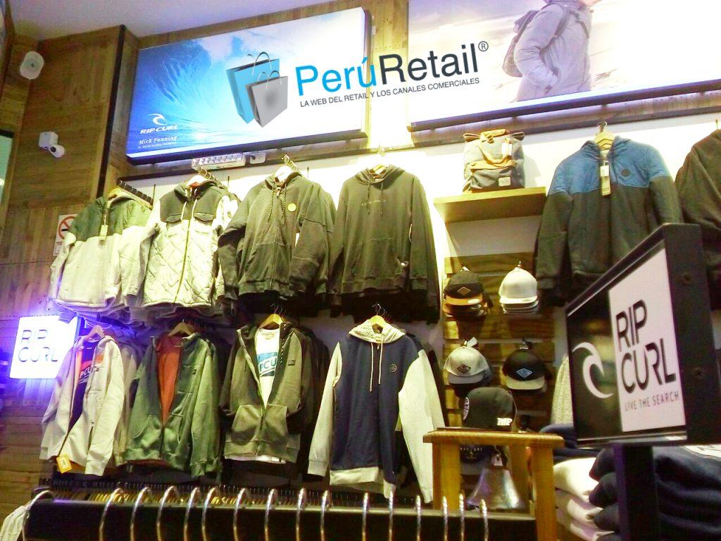 rip curl 2018 3 peru retail 1024x768 - Perú: Rip Curl avanza y abre nueva tienda en el Mall del Sur