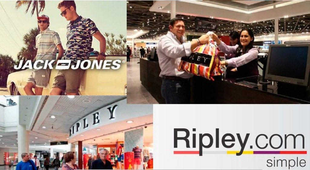 ripley imagen 2017 - Falabella, Ripley y Paris son las departamentales con mayores compras online en Chile