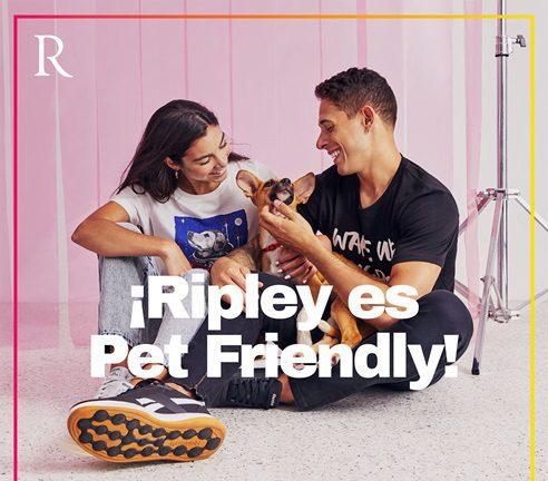 """ripley pet friendly 2 - Perú: Ripley presentará en el Boulevard de Asia su formato de feria """"La Zapatera"""""""