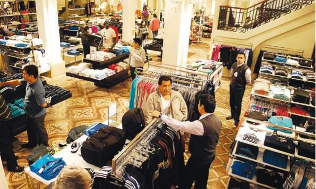 ripley ropa peru retail - Esta es la música que debe tener una tienda para que se efectúen las compras