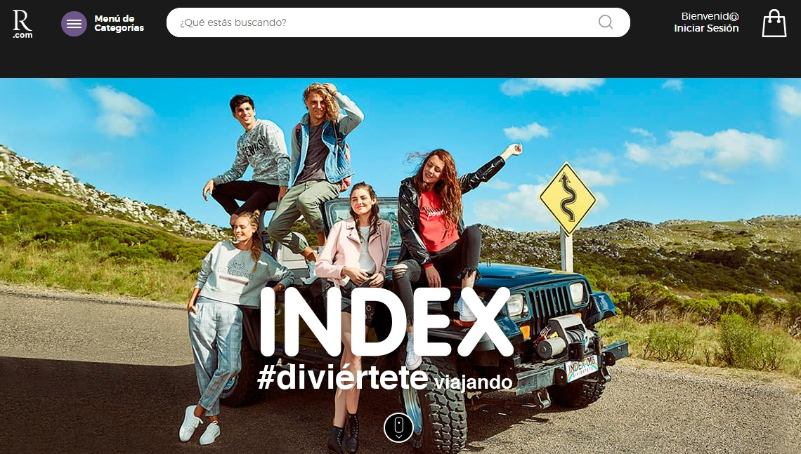 ripley web peru retail - Ripley pone foco en la data y la omnicanalidad