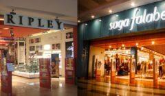 ripley y falabella e1523484803646 240x140 - Chile: Falabella y Ripley al alza en la Bolsa de Santiago