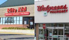 rite aid walgreens 240x140 - Walgreens se fusionaría con Rite Aid