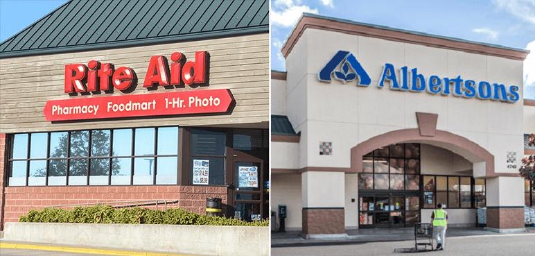 rite aid y albertsons - Albertsons pretende comprar la cadena de farmacias Rite Aid en EE. UU.