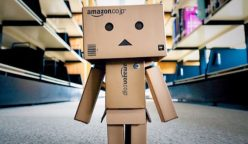 robot amazon 248x144 - Amazon trabaja en un robot para el hogar