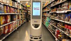 robot israeli trax