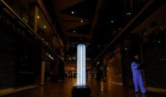 robot mall singapur