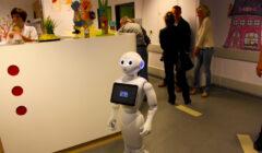 robots covid19 tecnologia