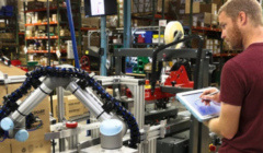 robots logistica