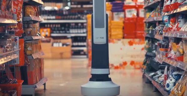 robots - Tecnologías que están cambiando el proceso de compra en el retail