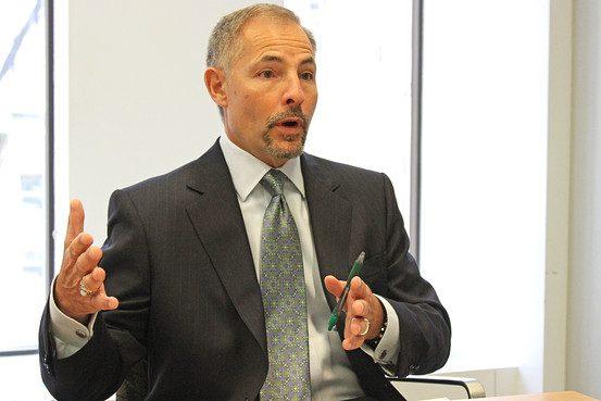 roland smith office depot - CEO de Office Depot cede su cargo a ejecutivo de Lenovo