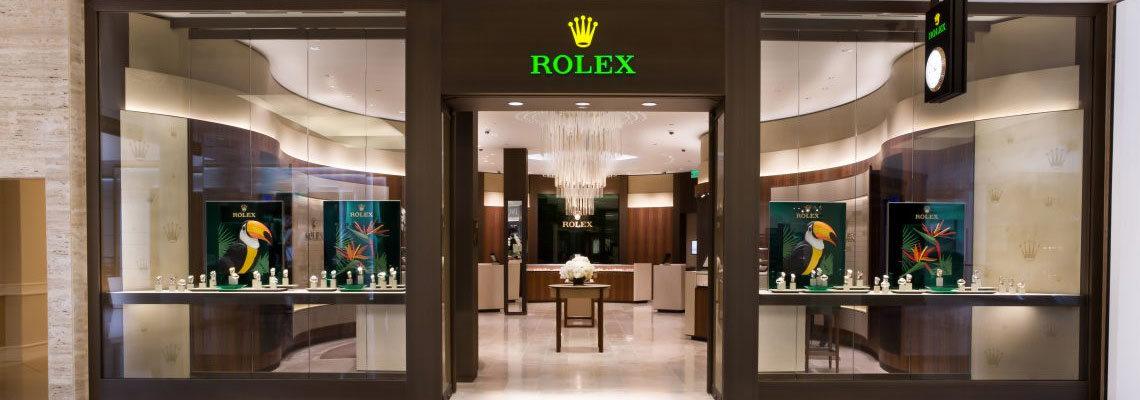 rolex mex - Fendi y Rolex abren tiendas de lujo en México