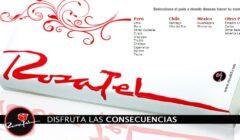 rosatel peru 240x140 - Rosatel llegará a Colombia y abrirá casa matriz en México