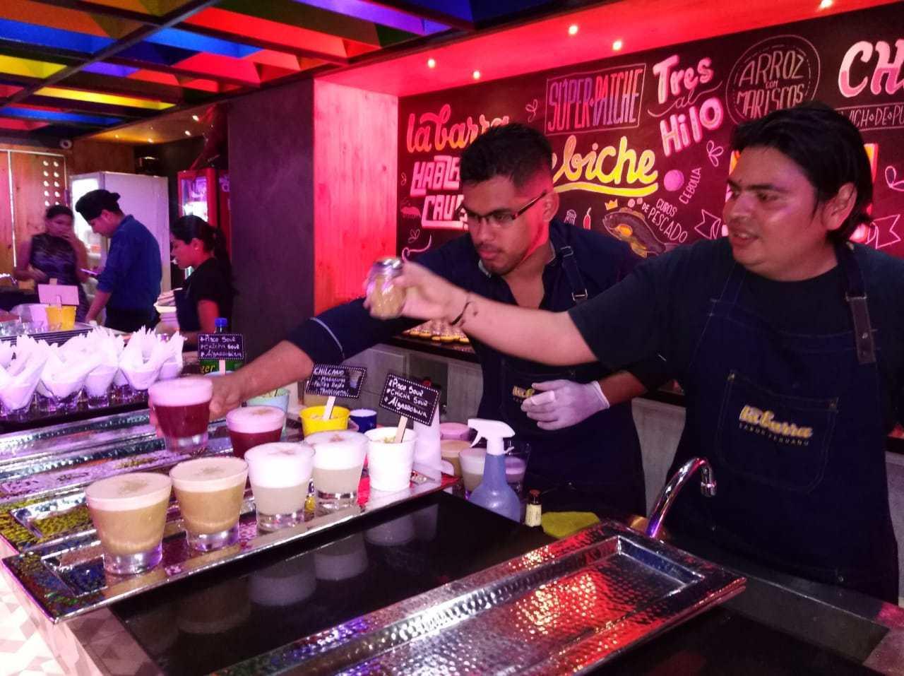 sabor peruano - Bolivia: Restaurante peruano aterriza en centro comercial de Santa Cruz